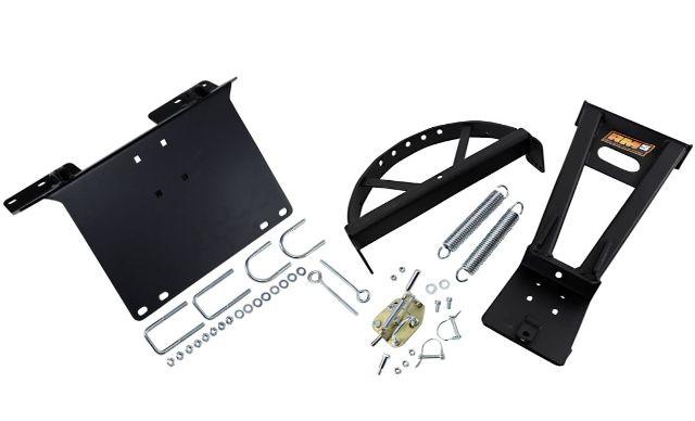 Moose Utility RM5 Black Front UTV Snow Plow Mount Kit 2020 Polaris Ranger 1000