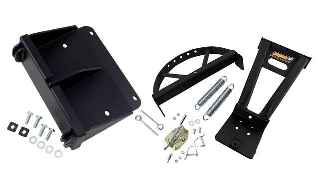 Moose Utility Black RM5 Snow Plow Mounting Kit 16-19 Honda Pioneer 1000 100-5