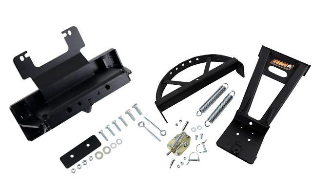 Moose Utility RM5 Black Plow Mounting Plate Kit 14-19 Yamaha Viking 700 4x4