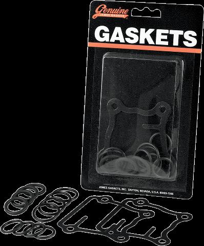 James Gasket Push Rod Tube Seal Kit 99-17 Harley Dyna Touring Softail FXS FLSTN