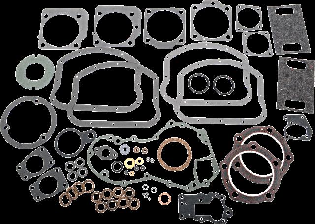 James Gasket Engine Gasket Kit for 48-65 Harley Panhead FL FLH EL Duo Hydra