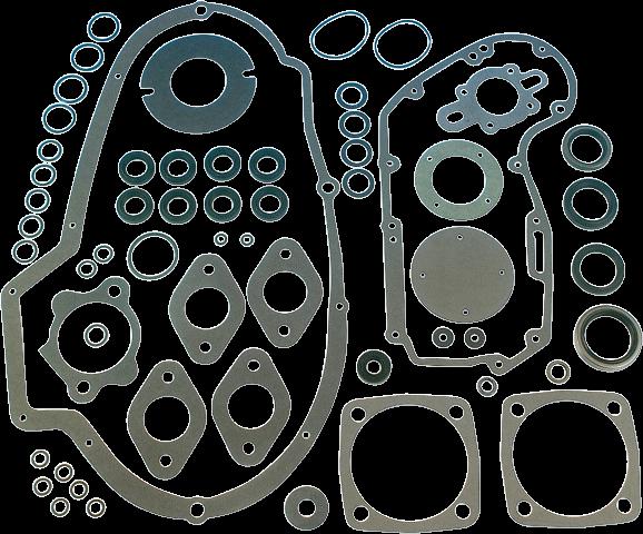 James Gasket Complete Engine Motor Gasket Kit for 83-84 Harley Sportster XR 1000