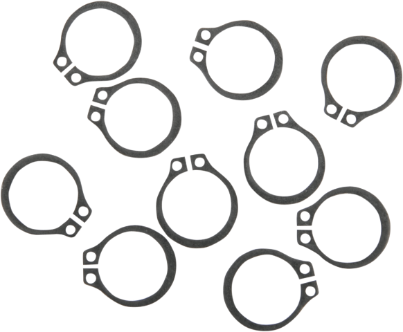 Eastern Single Oil Pump Retainer Snap Ring for 54-05 Harley Dyna Touring FLSTN