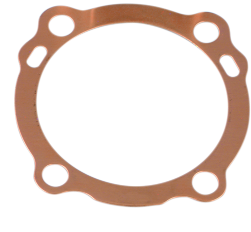 "James Gasket Single Copper 0,045"" Head Gasket 73-85 Harley IronHead Sportster"