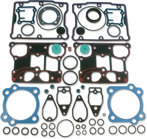 """James Gasket 95"""" Top End Gasket Kit 99-04 Harley Touring Dyna Softail TC TWINCAM"""