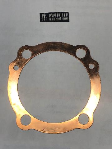 "James Gasket Single Copper 0,016"" Head Gasket for 73-85 Harley Sportster XLCH"