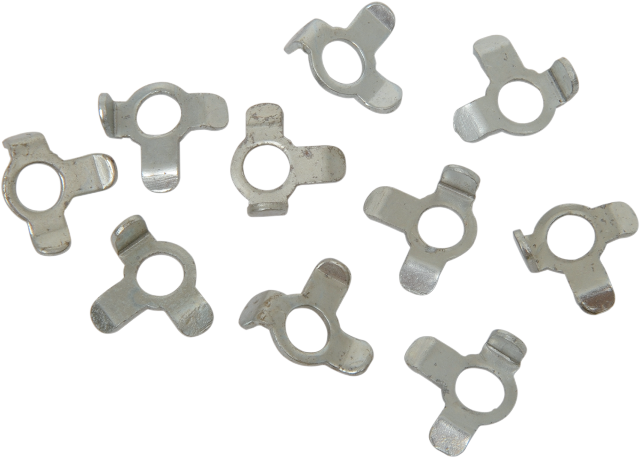 Eastern Motorcycle Parts Inner Primary Lock Tab Washers for 87-06 Harley Dyna