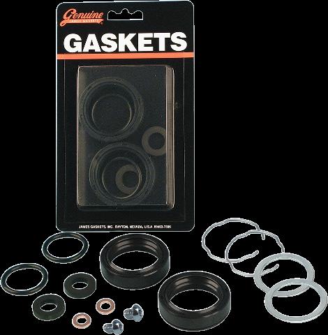 James Gasket 41mm Fork Seal Kit for 77-84 Harley Touring FL FLHT FLHX FXDG FLHTC