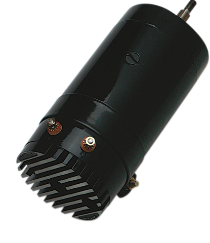 Cycle Electric Black 12V Generator Regulator 65-84 Harley Shovelhead Sportster