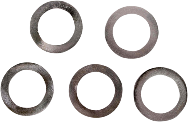 Eastern Motorcycle Parts 5 Pack Main Shaft Spacers for 80-81 Harley Touring FLH