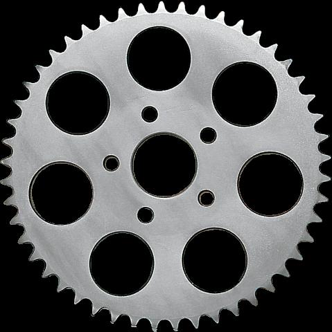 Drag Specialties Zinc 51 Tooth 530 Rear Wheel Sprocket 73-99 Harley DYNA Softail