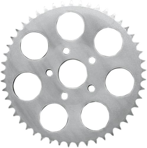 Drag Specialties Steel 49 Tooth 530 Rear Wheel Sprocket 73-99 Harley DYNA FLHR