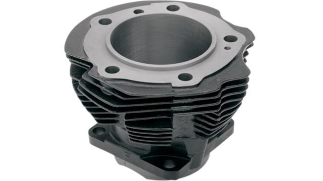 "Drag Specialties Rear 3.435"" Engine Cylinder for 48-65 Harley Panhead FLH FL EL"