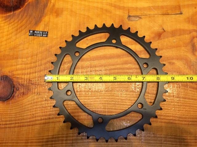 JT 428 Chain 15-44 T Sprocket Kit 71-9429 for Suzuki RM85L 2002-2008 2012