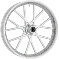 "Arlen Ness Procress Chrome ABS 26""x 3.5"" Front Wheel for 08-18 Harley Touring"