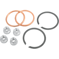 James Gasket EVO Exhaust Port Gasket Kit for 82-19 Harley Dyna Touring Softail