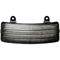 Custom Dynamics Probeam Somke Lens LED Tribar for 14-19 Harley Touring FLHX CVO