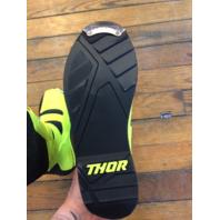 Thor Blitz Mens 7 XP Black Flo Acid Offroad Riding Dirt Bike Racing Boots