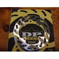 DP High Carbon Stainless Steel Rear ATV Brake Rotor for 90-08 Honda Arctic Cat