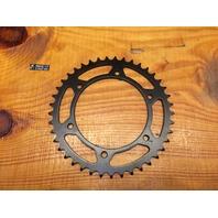 Jt Sprockets 520 High Carbon Steel 41 Tooth Rear Sprocket for 79-15 Suzuki DR250