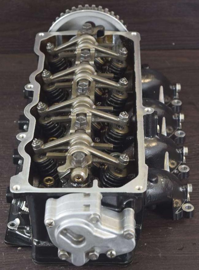 893505T05 Mercury 2006-2010 Cylinder Head 40 50 60 HP 4-Stroke FRESHWATER