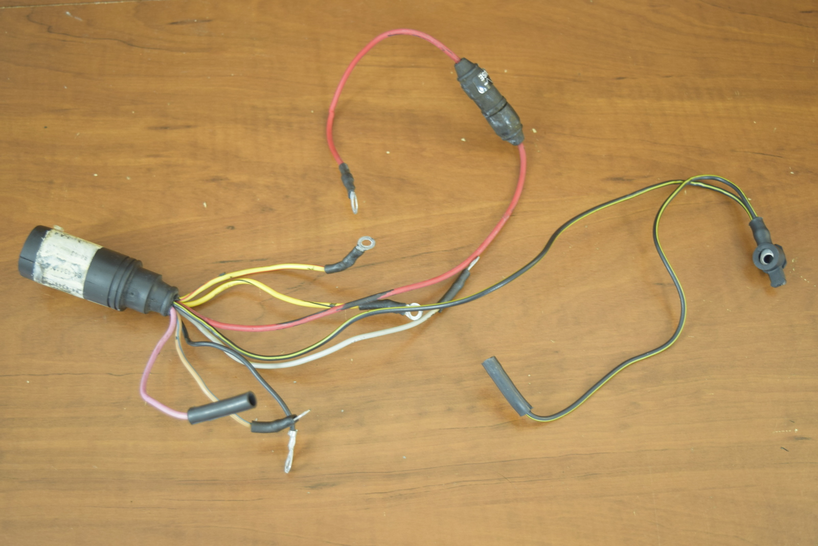 Mercury 115 Wiring Harness Free Diagram For You Hp Outboard Mariner 43443a3 1988 1993 100