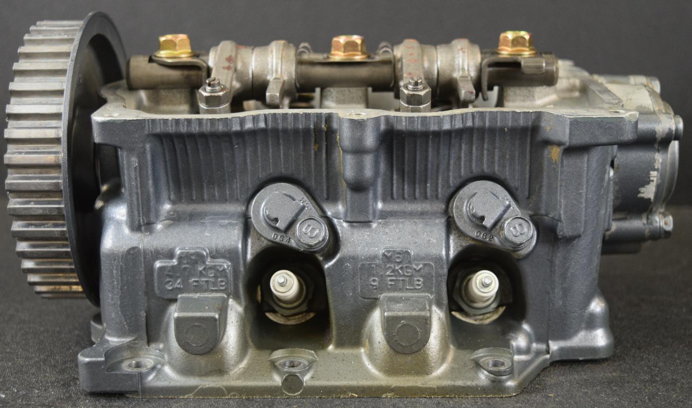 65W-11111-02-94 Yamaha 2000-2006 & Up Cylinder Head 25 HP 4 stroke CLEAN