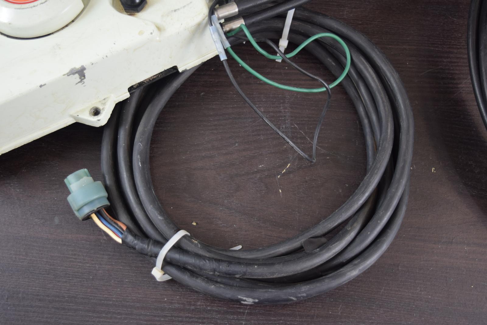 suzuki side mount control box w/ 16' harness, 14' cables,