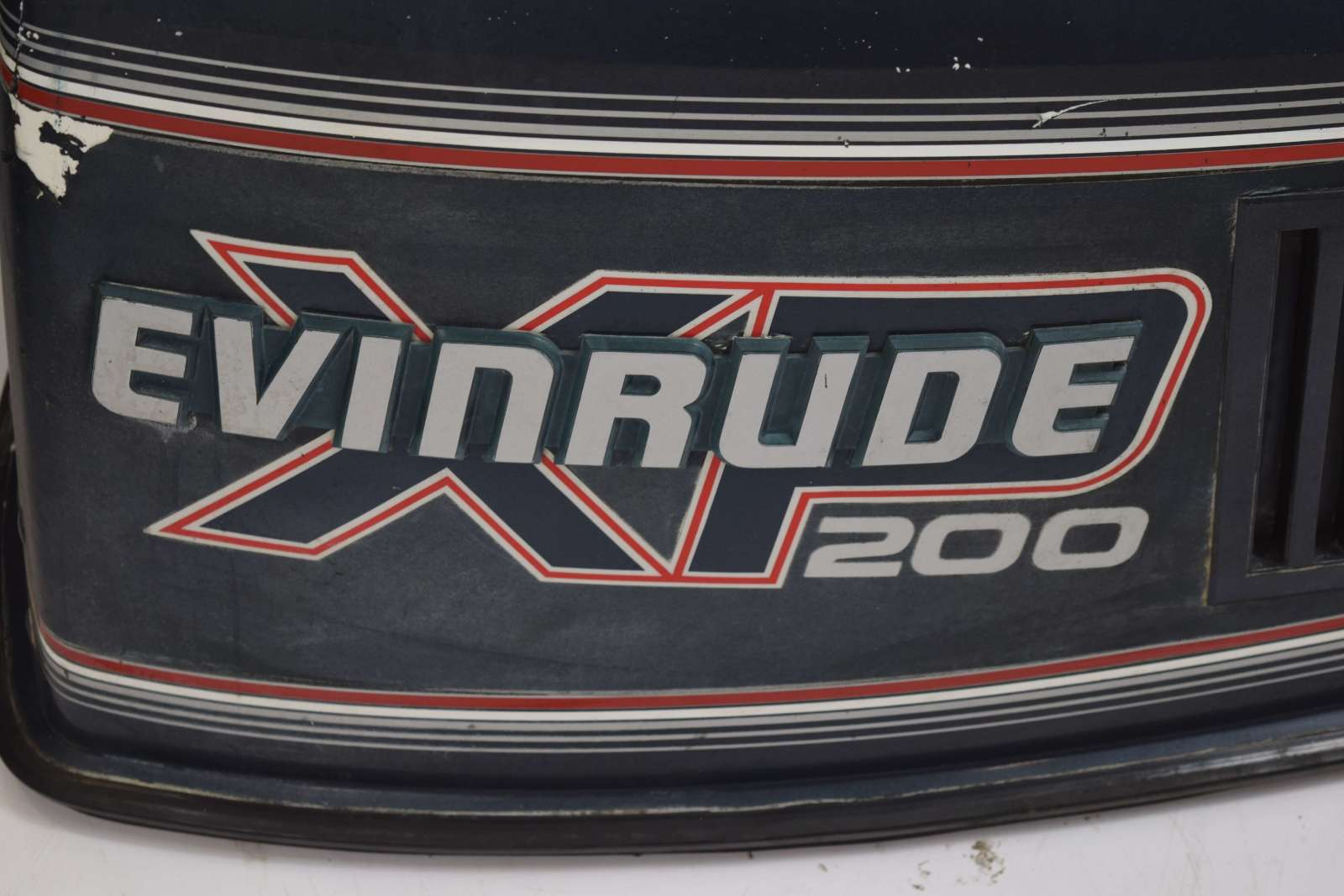 1989-91 Johnson Evinrude XP Top Cowling Hood Engine Cover 283669 185 200  225 HP