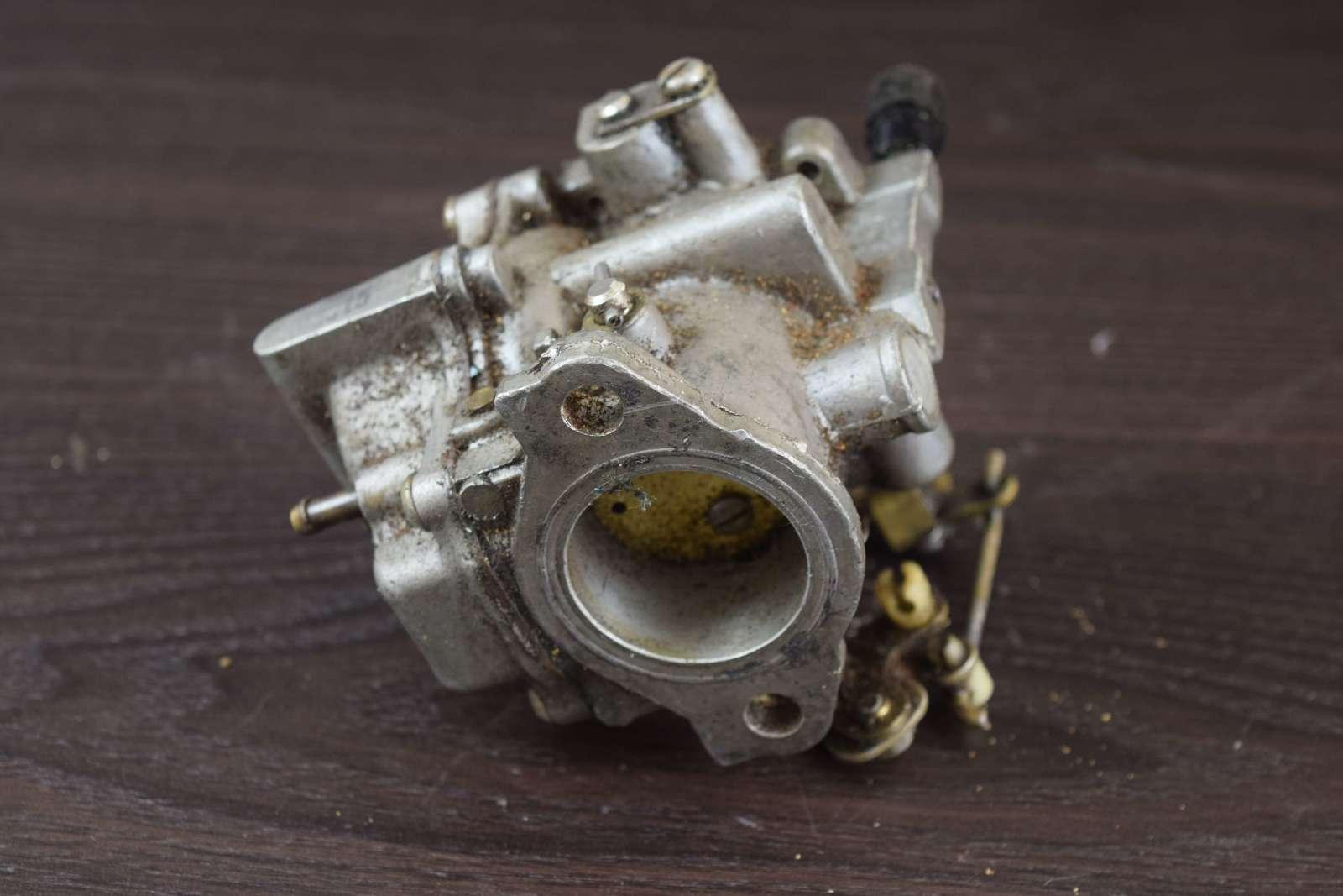 REBUILT! 1982-1983 Johnson Evinrude Carburetor 393017 C# 328094 25 HP 2  cylinder