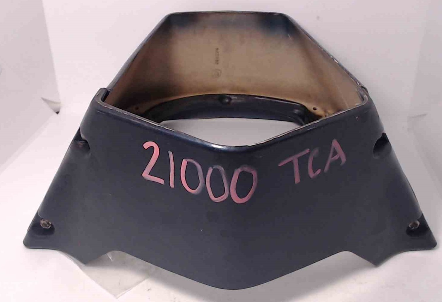 390131 323800 Evinrude Johnson Blue Front /& Rear Midsection Covers