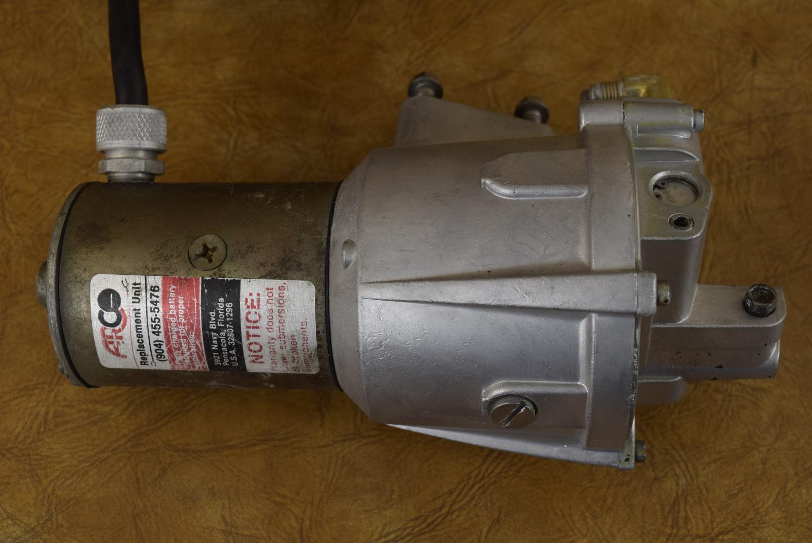 1976 johnson 70 hp Outboard motor Parts Manual