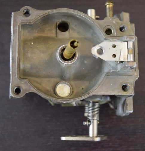 CLEAN! 1998-2001 Johnson Evinrude Top Carburetor BODY 439450 C# 339169 40  50 HP