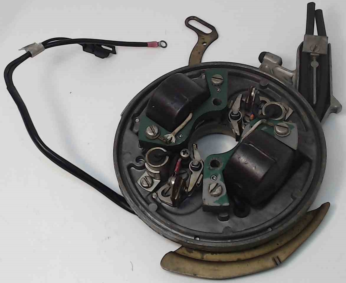 580360 580416 Johnson Evinrude 1968-72 Armature Plate Assembly 6 HP 1 YEAR  WTY!