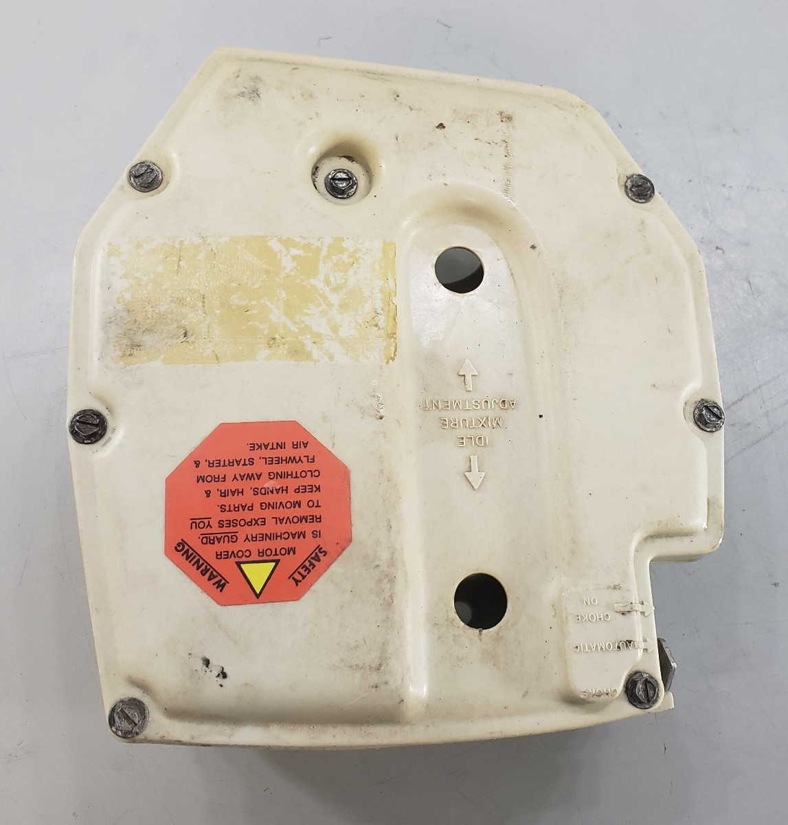 322088 320680 Johnson Evinrude 1977-1987 Air Silencer Assembly 40 50 55 60  HP