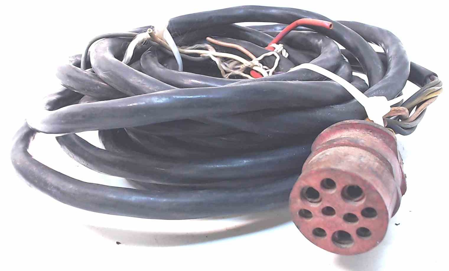 Johnson Evinrude OMC 20' Red Plug External Adapter Wiring Harness 10 on johnson neutral safety switch, johnson fuel tank, johnson hardware, johnson thermostat, johnson ignition switch,