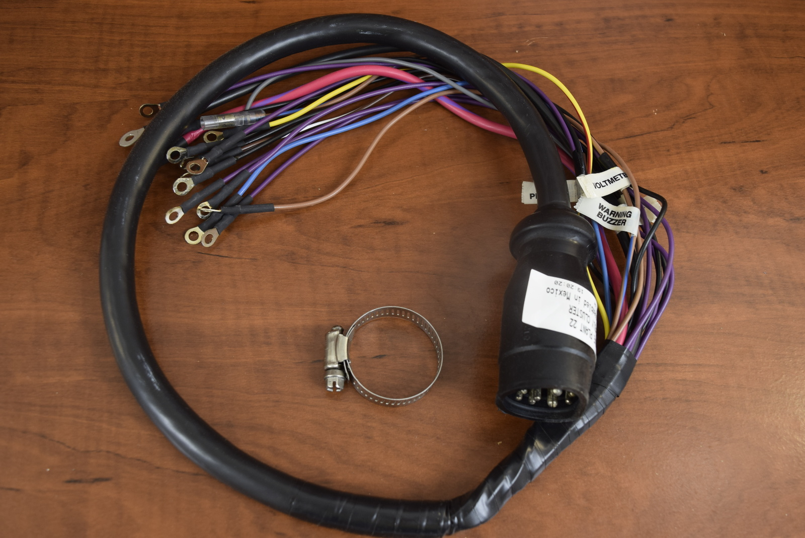 Quicksilver Wiring Harness Another Blog About Diagram Mercruiser Adapter Mercury 14 Pin 29 Images