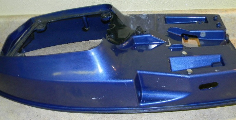 1986 2002 Nissan Tohatsu Bottom Cowl Cowling Cover 353-67100-2 353671002 50  60 +