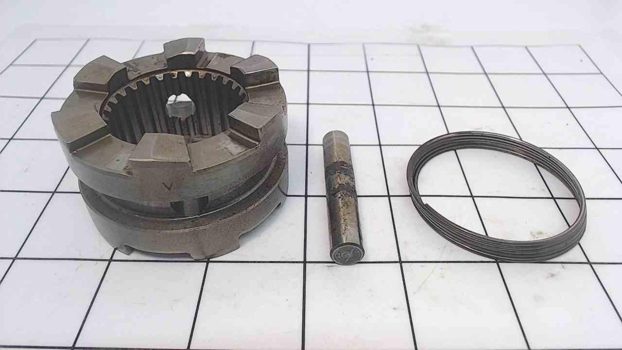 60V-45631-00-00 61A-45632-00-00 Yamaha Clutch Dog W/Pin&Spring Jaws:6 Splines:28