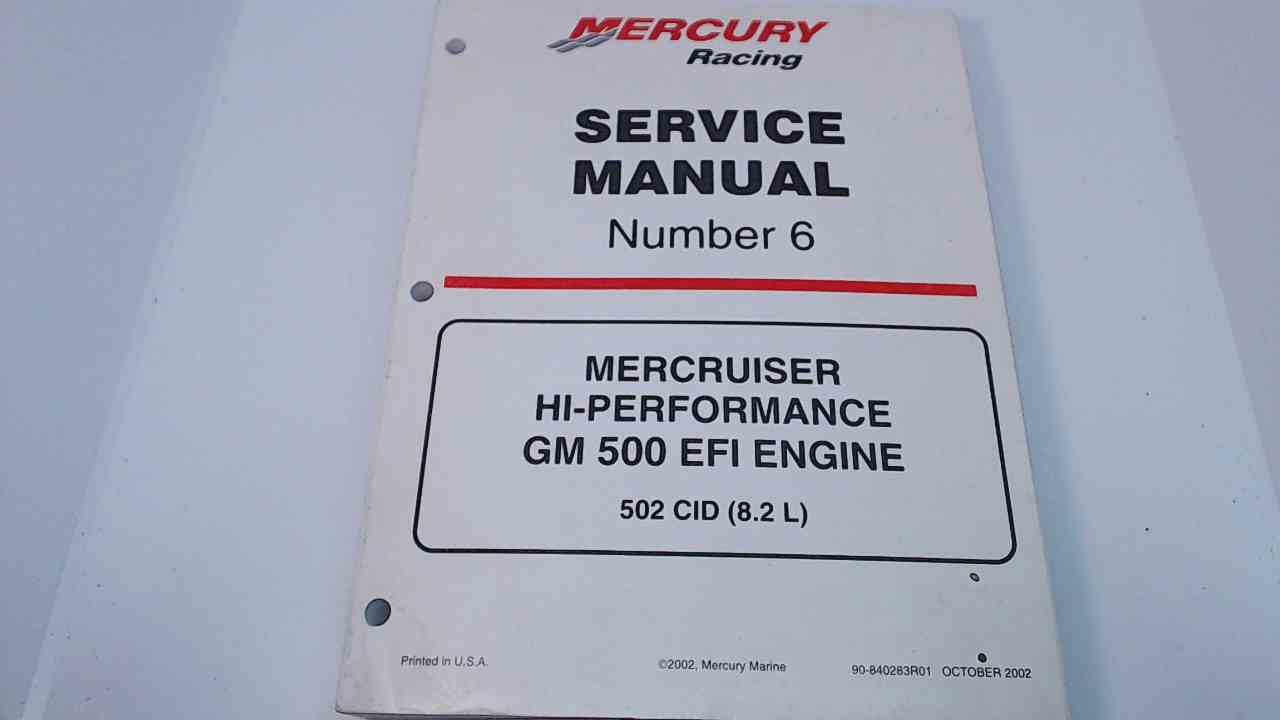 1977 Merc 500 Controls Help Manual Guide