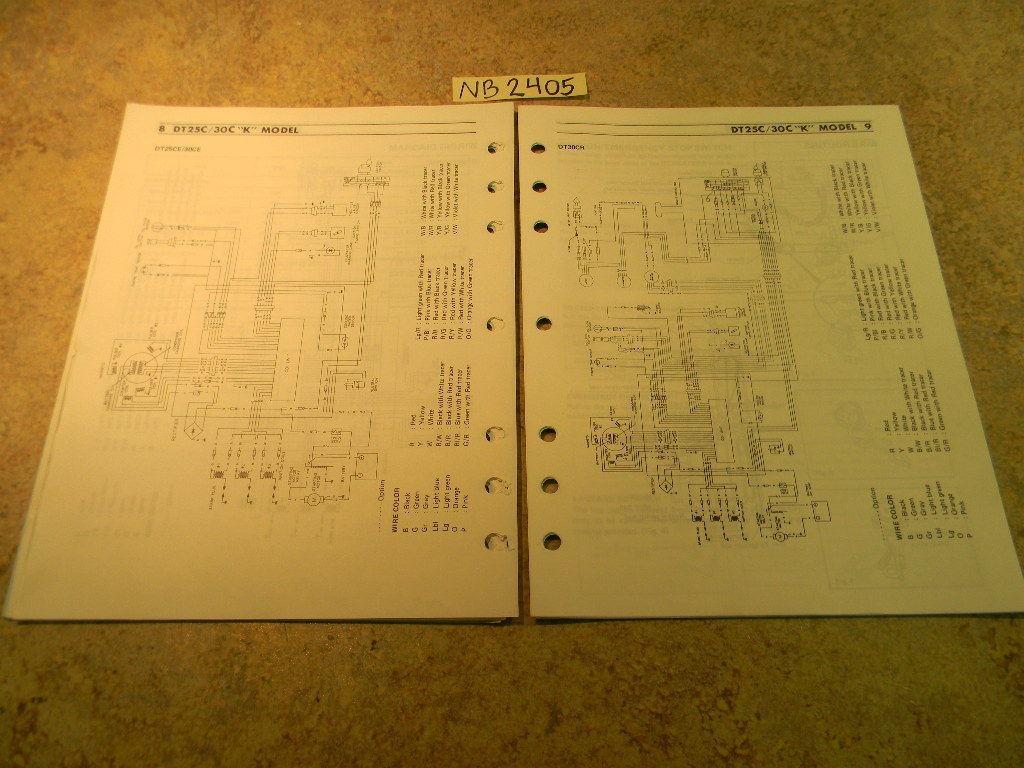 Suzuki dt 30 c manual