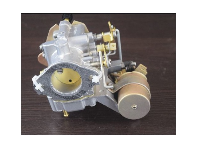 376972 Johnson Evinrude 1962 Carburetor Assembly 18 HP 2 Cylinder CLEAN!