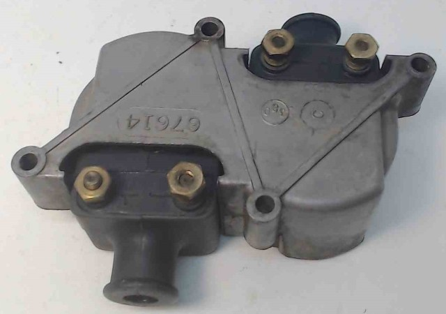 67614 7370A13 Mercury 1976-94 Ignition Coil & Cover 135 150 175+ HP 1 YEAR WTY!