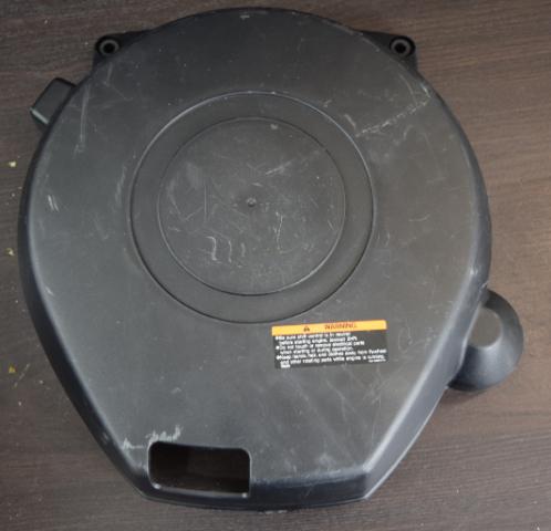 1998-2001 Yamaha Flywheel Cover 64D-81337-01-00 150 175 200 HP V6