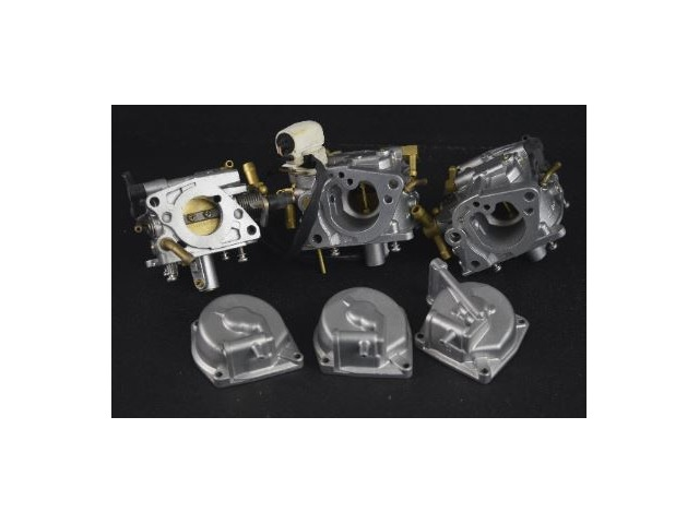 CLEAN! Suzuki Carburetor Set Assembly C# 94 750 & 94 751