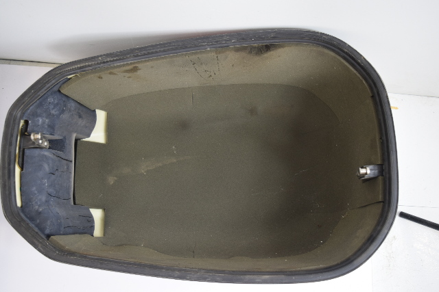 Details about 1998 Johnson Evinrude Ficht Faststrike Engine Cover Hood Top  Cowling 90 115 HP