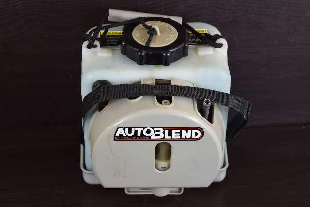 1971-2015 Mercury Mariner Auto Blend Oil Tank, Cover & Bracket 130194 25-300 HP