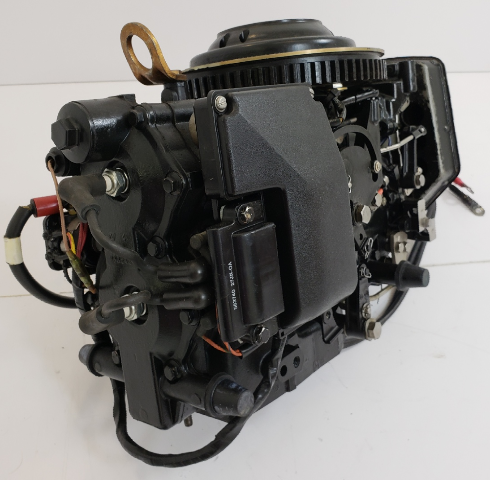 1989-1992 Johnson Evinrude FULLY DRESSED Powerhead 40 48 50 HP 2 cylinder 2 str
