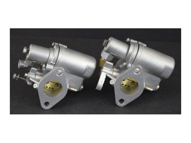 REBUILT! Mercury Top & Middle Carburetor 1387 KA2A KA-2A Fits Mark 55 58 75 78