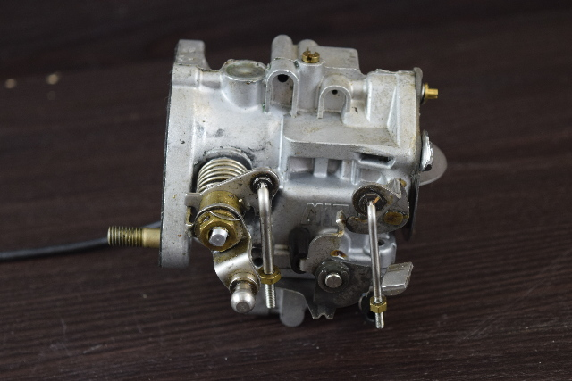CLEAN! Unknown Years & HPs Suzuki Carburetor Assembly Stamped W/ 95 351 3 12